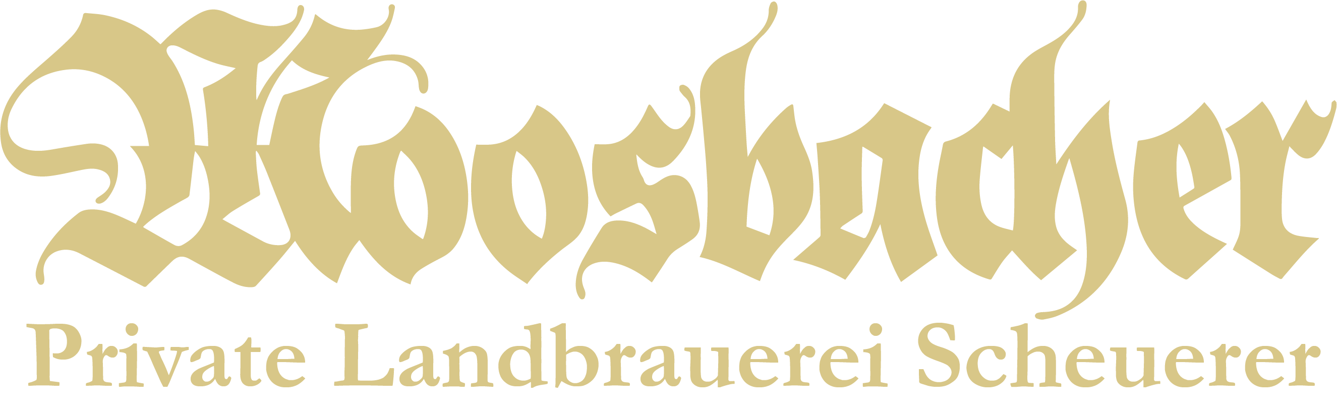 Moosbacher private Landbrauerei